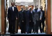 مراسم رونمایی از منشور حقوق شهروندی با حضور رئیس جمهور
