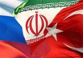 ایران روسیه ترکیه
