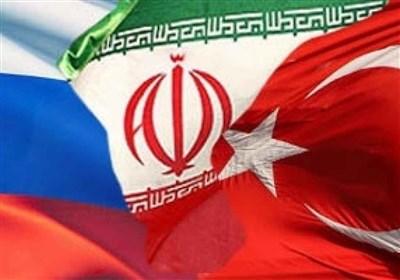 نشست سهجانبه کشورهای ضامن روند آستانه برگزار شد