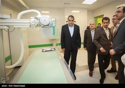 افتتاح مستشفى بسعة 350 سریرا فی مدینة قم