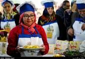 سومین جشنواره غذا و سفرهای رنگین