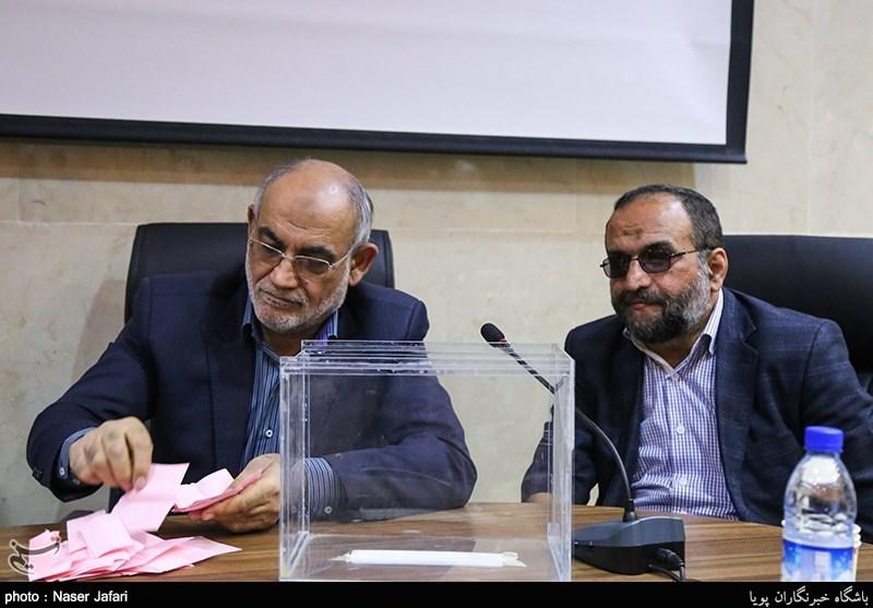 مجتبی شاکری دبیرکل جمعیت جانبازان انقلاب اسلامی شد