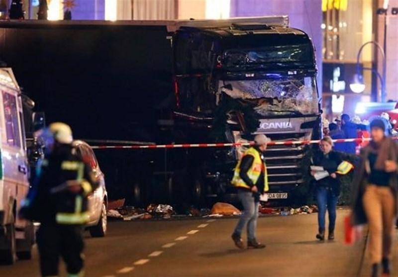 جرمن ڈرائیور نے راہگیروں کو کچل دیا