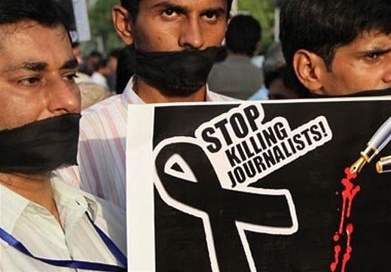 سال 2016؛ پاکستان میں کوئی صحافی قتل نہیں ہوا
