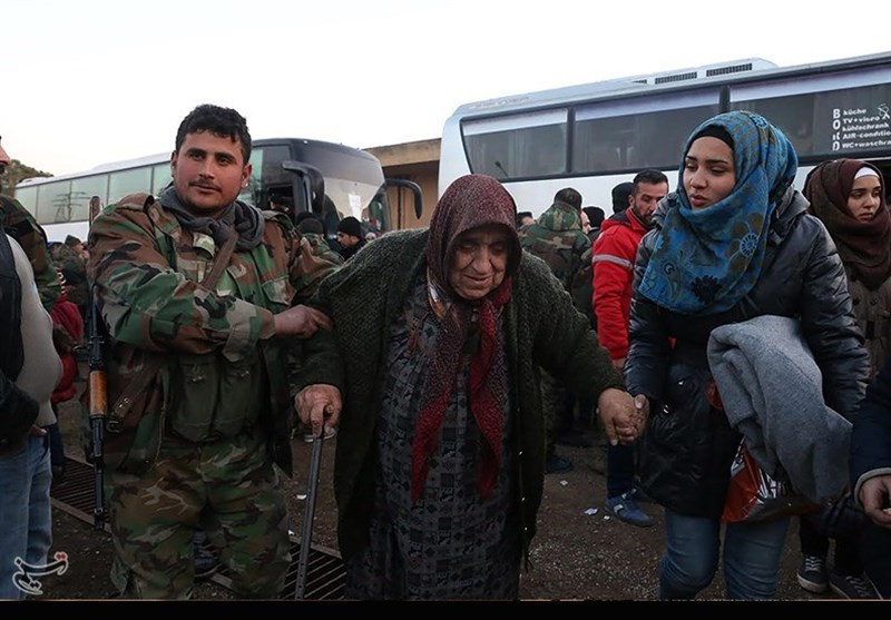 Evacuation of Syria's Kefraya, Foua Underway; 8 More Buses Enter Aleppo + (Photos)