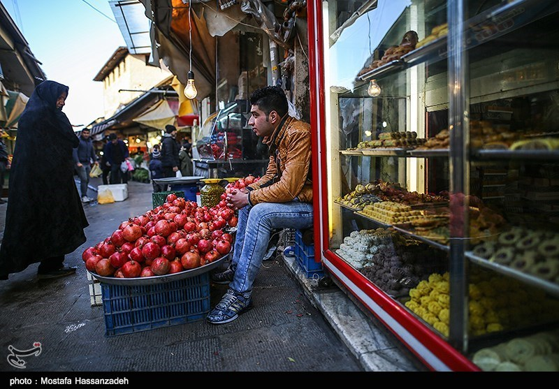 خرید شب یلدا در گرگان