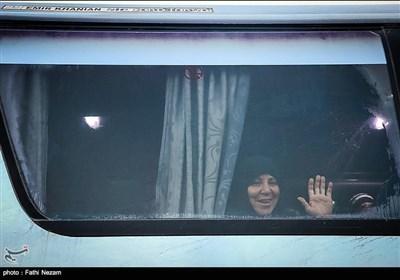 ورود اهالی فوعه و کفربا به حلب
