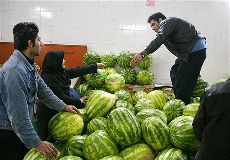 ثبات قیمت هندوانه و سبزی در ماه رمضان/ پیاز گران شد