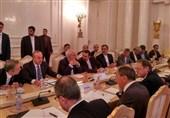 نشست سه جانبه ایران، روسیه و ترکیه در مسکو آغاز شد