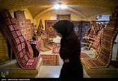 افتتاح نمایشگاه صنایع دستی ایران ویژه همسران سفرا