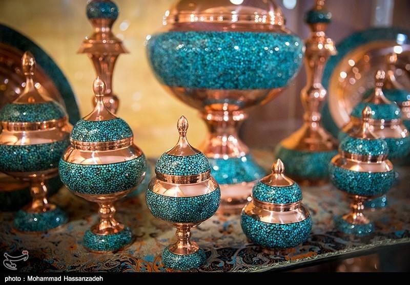 نمایشگاهها و بازارچههای موقت صنایع دستی در سراسر گلستان افتتاح شد