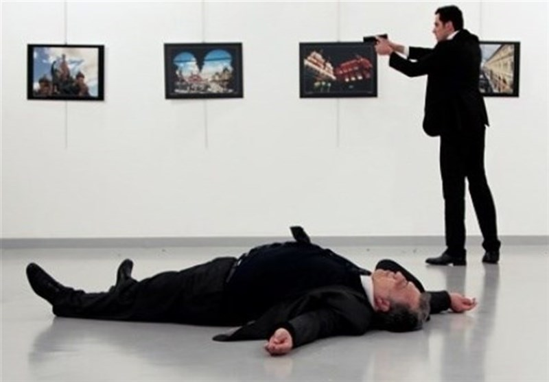 Killer of Russia Envoy 'Used Police ID' to Enter Ankara Show