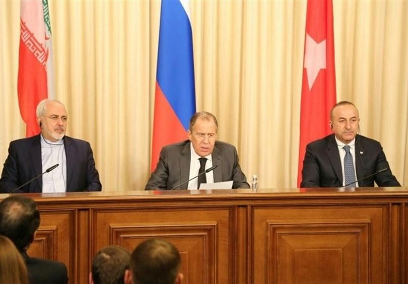 همکاری تهران، مسکو و آنکارا امیدها برای پایان دادن به بحران سوریه را افزایش داده است