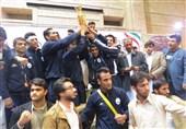 قهرمانی سیستان و بلوچستان در مسابقات بوکس
