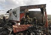 انفجار مکزیک