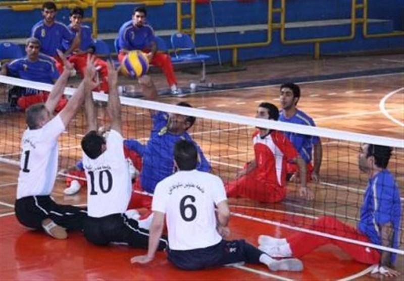 تیم ملی والیبال نشسته مردان ایران قهرمان شد