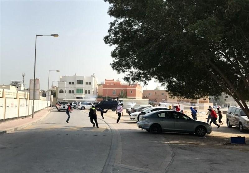 بحرین درگیری