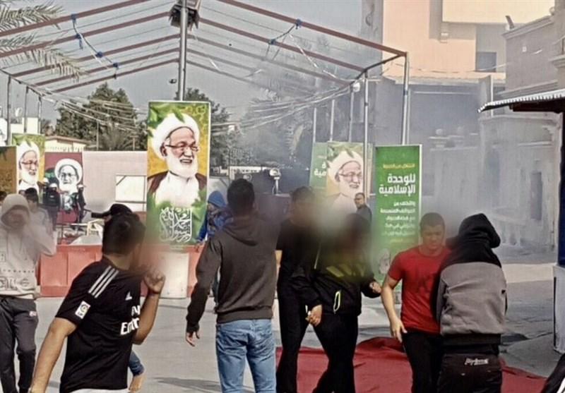 بالفیدیو.. اقتحامات واشتباکات فی الدراز بالبحرین