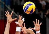 دیدار تیم های والیبال صالحین با تیم سایپا برگزار میشود