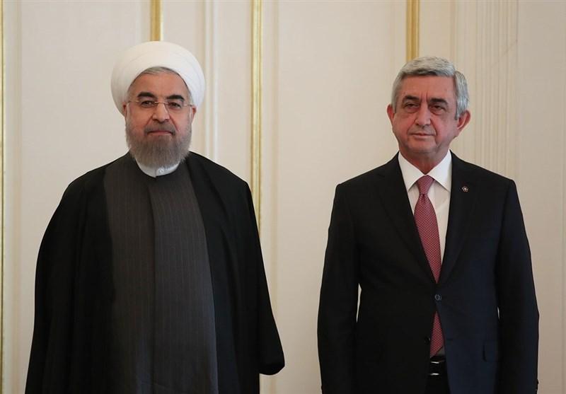 گسترش-مناسبات-ایران-و-ارمنستان-در-راستای-همکاری-های-منطقه-ای