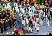 پرچمداری زهرا نعمتی در میان 50 لحظه برتر سال 2016