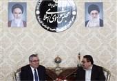 دیدار رئیس فدراسیون جهانی تیراندازی با کمان با نمایندگان مجلس