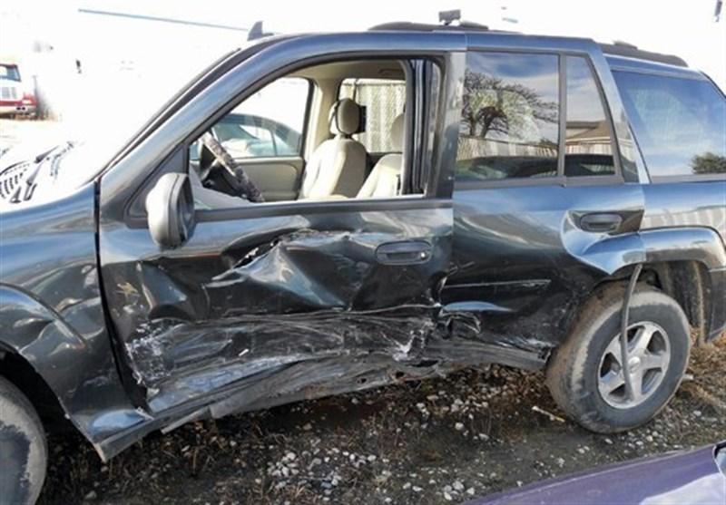 واژگونی یک خودرو سواری در اتوبان قم - کاشان 6 نفر مصدوم برجای گذاشت