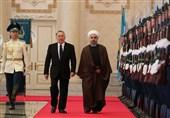 ایران وکازاخستان تبرمان 5 وثائق للتعاون