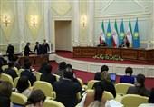 Iran, Kazakhstan Sign 5 Deals during Presidential Visit