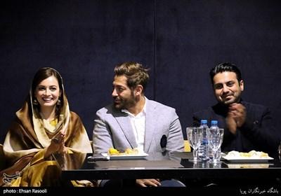 محمدرضا گلزار بازیگر و دیا میرزا بازیگر هندوستانی فیلم سینمایی سلام بمبئی