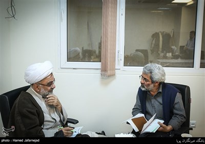 عباس سلیمینمین مدیر دفتر مطالعات و تدوین تاریخ ایران