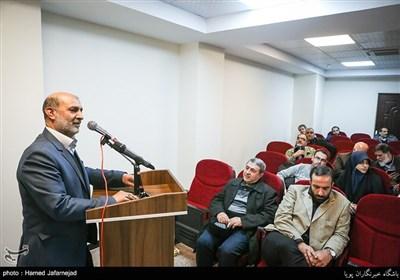 سخنرانی سردار رسول سنایی معاون سیاسی سپاه پاسداران در مراسم نکوداشت مرحوم شایانفر