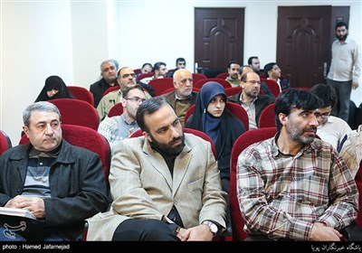 مراسم نکوداشت مرحوم شایانفر