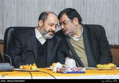 نشست مشترک خانه احزاب با وزیر کار