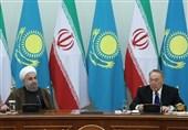 روحانی و قزاقستان
