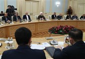توافق رؤسای جمهور ایران و قزاقستان برای حمایت از ارتباط بخشهای خصوصی