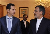 بشار اسد و جابری انصاری