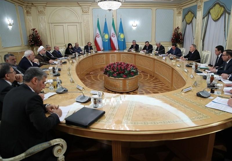 Tehran, Astana to Expand Banking Ties