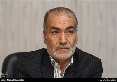 قدرتعلی حشمتیان رئیس خانه احزاب ایران