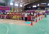 2000 ورزشکار در نخستین جشنواره استعدادیابی اردبیل شرکت کردند