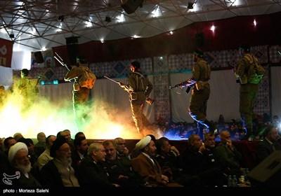 یادواره شهدای اطلاعات سپاه در اصفهان