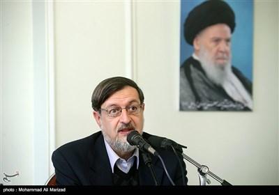 سخنرانی محمد رضا بهشتی در مراسم چهلمین روز درگذشت آیت الله موسوی اردبیلی
