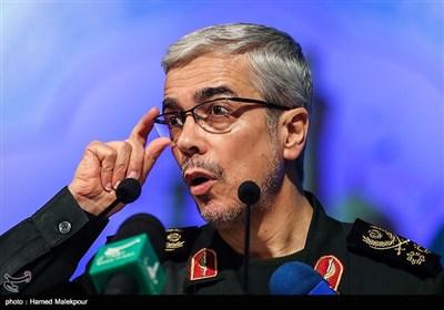 سخنرانی سرلشکر محمد باقری رئیس ستاد کل نیروهای مسلح در کنگره سراسری 6500 شهید فاوا دفاع مقدس