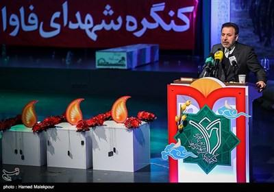 سخنرانی محمود واعظی وزیر ارتباطات در کنگره سراسری 6500 شهید فاوا دفاع مقدس