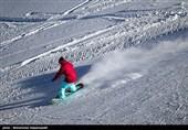 نتایج بانوان اسکی باز آلپاین ایران در مارپیچ بزرگ