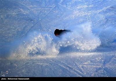 افتتاح حلبة ديزين للتزلج
