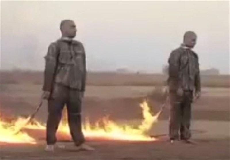 داعش نے دو ترک فوجی جوانوں کو زندہ جلا دیا