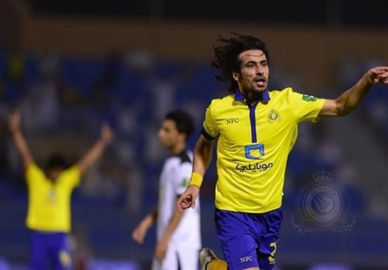 فوتبال جهان  حسین عبدالغنی مورد ضربوشتم قرار گرفت + عکس