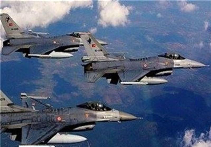 شمالی شام پر ترک فضائی حملے، 47 عام شہری جاں بحق