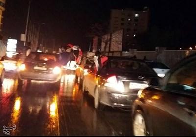 بالفیدیو..احتفالات الشعب السوری فی حلب
